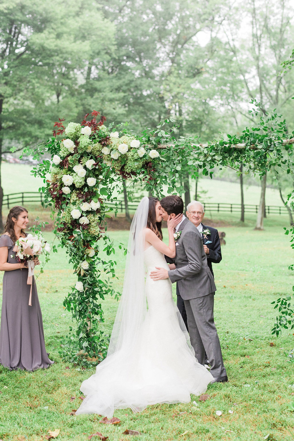 Virginia Countryside Fall Wedding by East Made Event Company fine art destination wedding planner and Julie Paisley Photography as featured on Style Me Pretty136.jpg