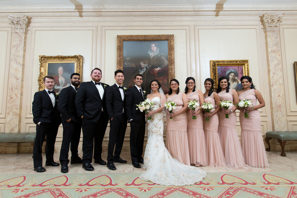 National Museum of Women in the Arts Washington DC Wedding with East Made Event Company Washington DC wedding planner and Lovestruck Images_175.jpg