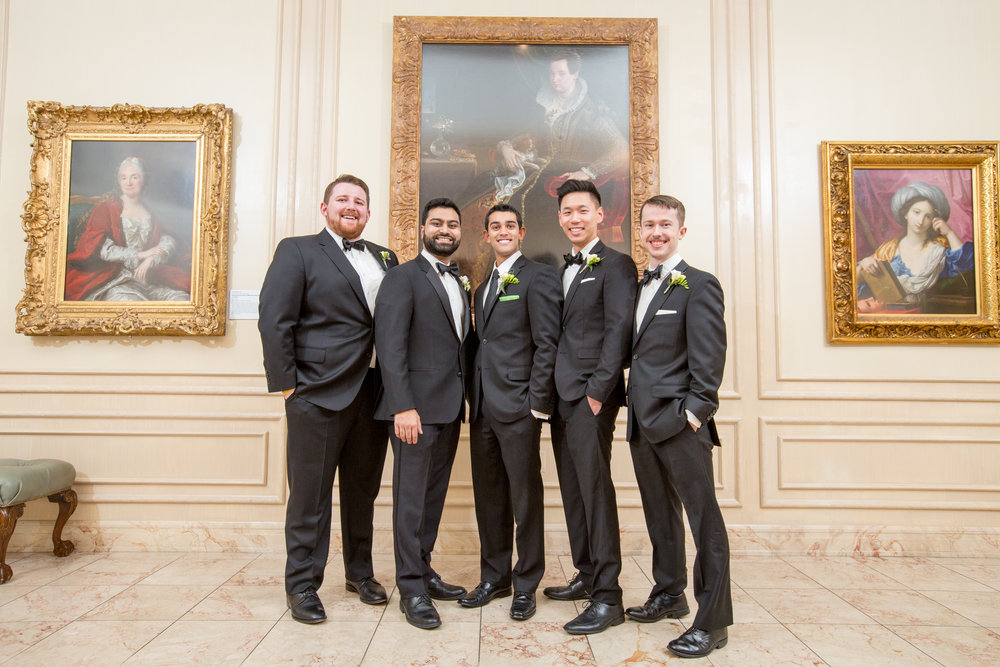 National Museum of Women in the Arts Washington DC Wedding with East Made Event Company Washington DC wedding planner and Lovestruck Images_200.jpg