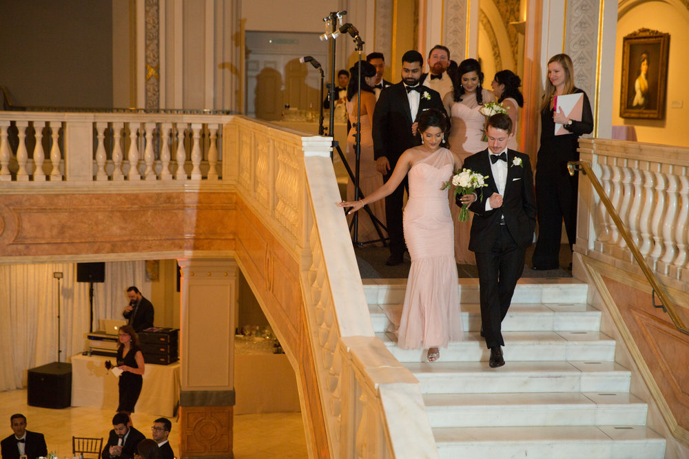 National Museum of Women in the Arts Washington DC Wedding with East Made Event Company Washington DC wedding planner and Lovestruck Images_430.jpg