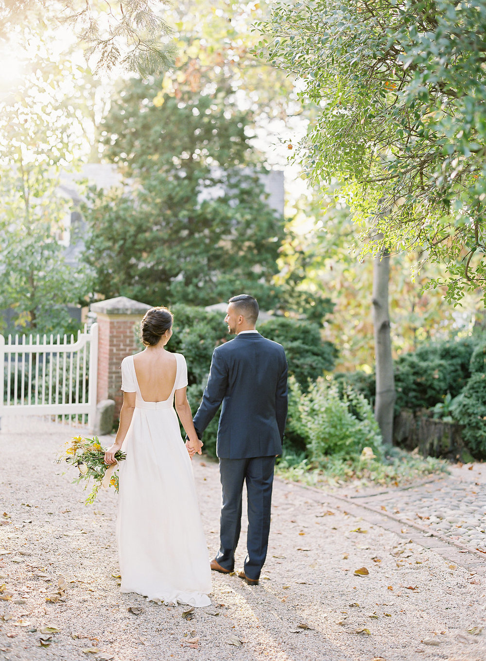 French Inspired Fall Wedding with Fine Art Destination Wedding Planner East Made Event Company and DC Film Photographer Vicki Grafton Photography at Tudor Place in Washington DC-45.jpg