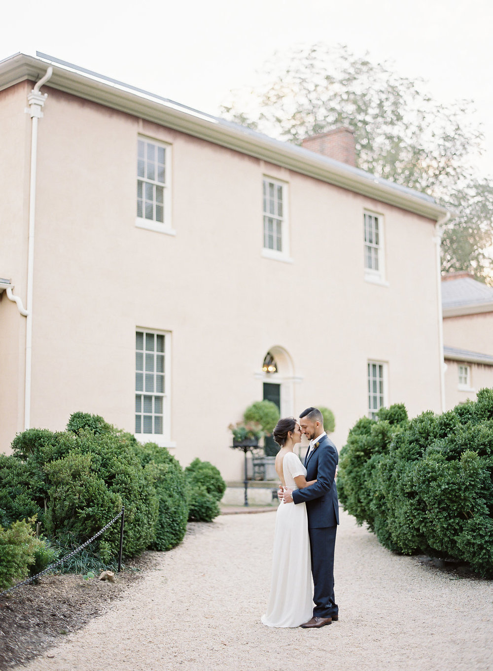 French Inspired Fall Wedding with Fine Art Destination Wedding Planner East Made Event Company and DC Film Photographer Vicki Grafton Photography at Tudor Place in Washington DC-117.jpg