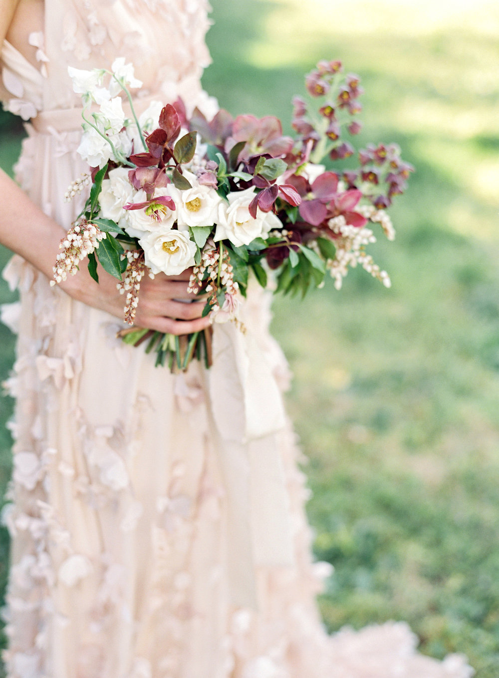 Virginia blush spring wedding at North Point Plantation with Rachel May Photography and East Made Event Company featured on OnceWed-0165.jpg