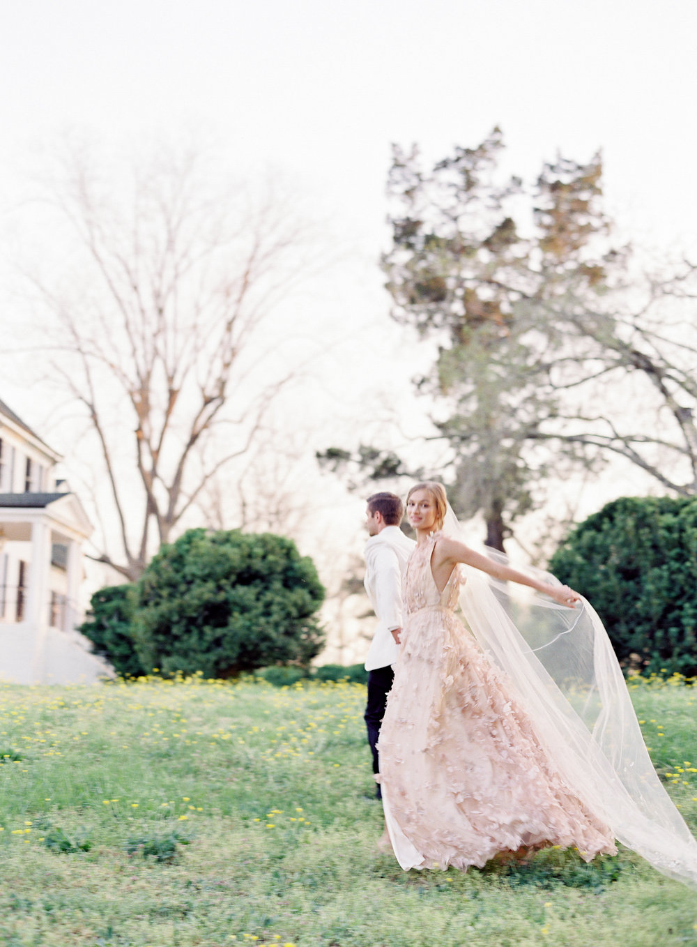 Virginia blush spring wedding at North Point Plantation with Rachel May Photography and East Made Event Company featured on OnceWed-0445.jpg