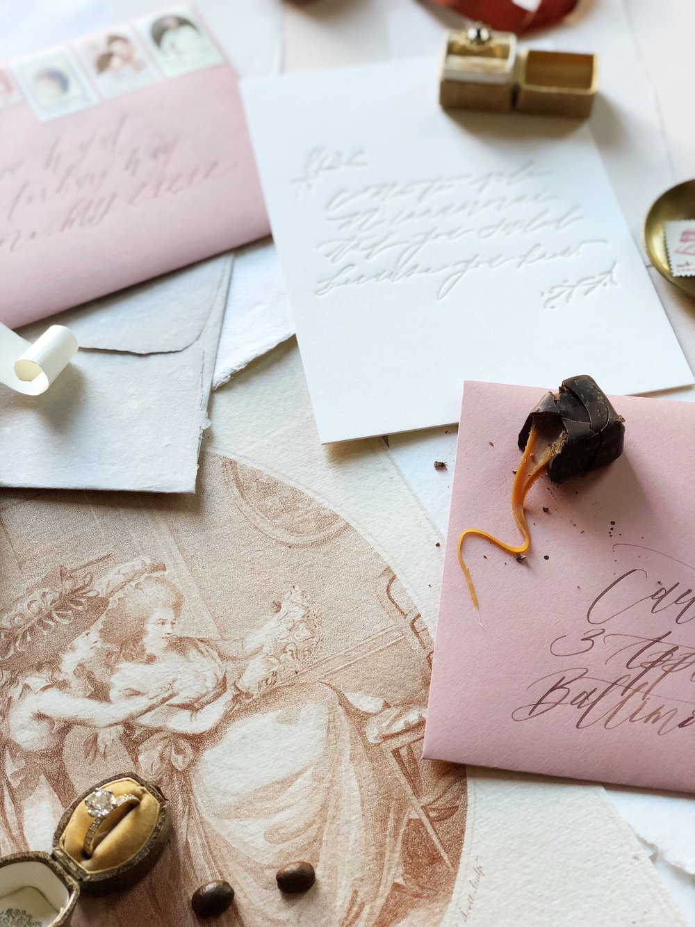 Prop Stylist NYC Wedding Planner Designer East Made Event Company and Shotgunning for Love Letters Calligraphy66.jpg