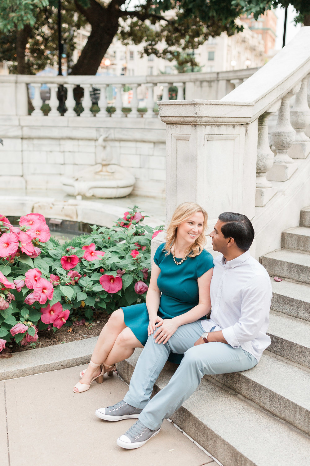 Downtown Baltimore Engagement Session with Alicia Lacey Photography-95.jpg