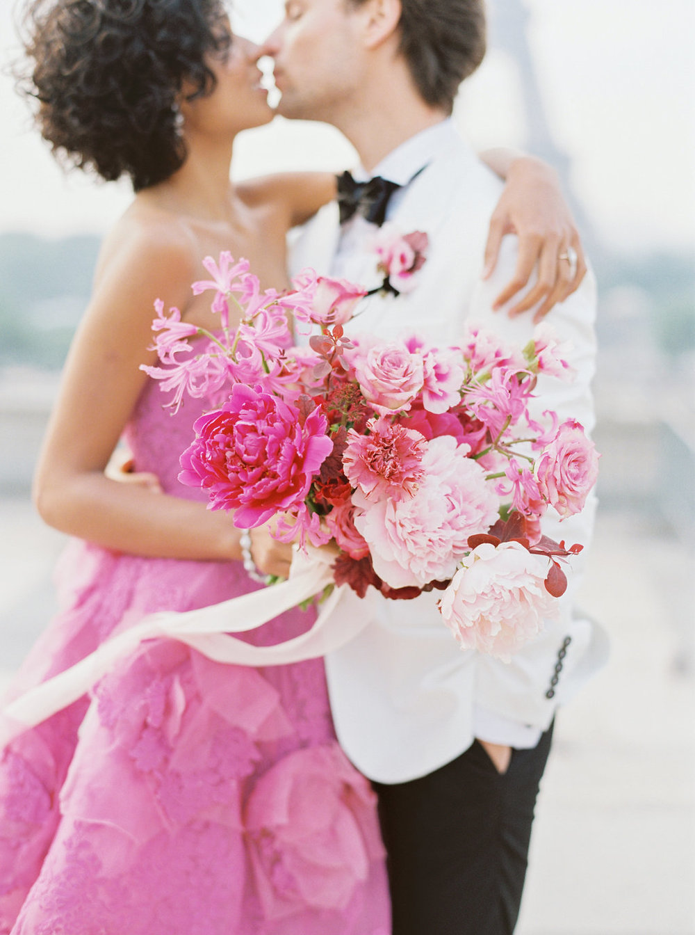 Trocadero Paris Elopement with pink Marchesa gown by East Made Event Company and Sophie Kaye Photography(34of121).jpg