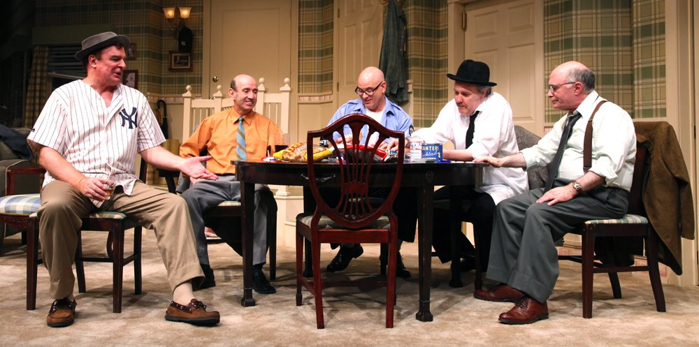 The Odd Couple  at Connecticut Repertory Theatre. Directed and Produced by Vincent J. Cardinal.