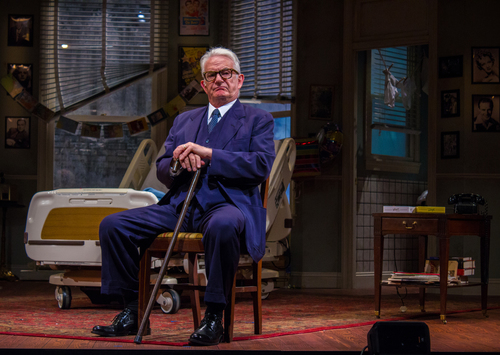 Richard Kline in  The Sunshine Boys  Produced and Directed by Vincent J. Cardinal