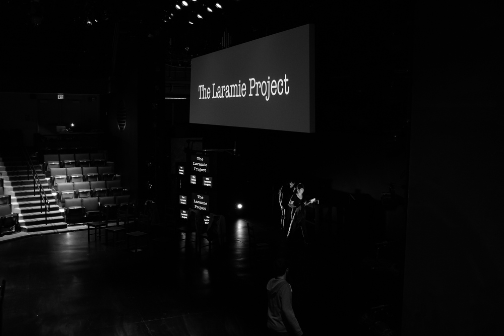 The Laramie Project  produced and directed by Vincent J. Cardinal.