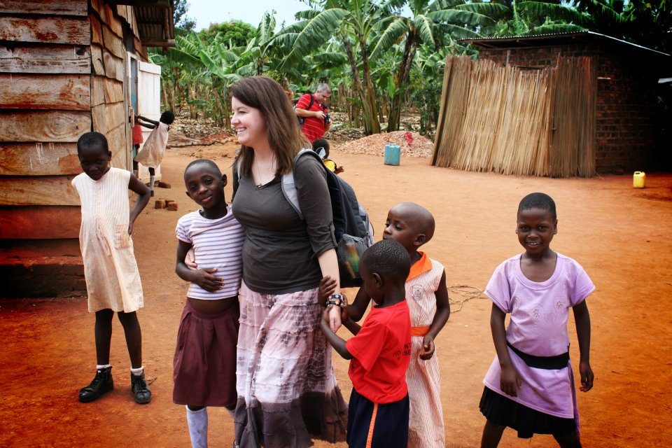 D Nancy and kids