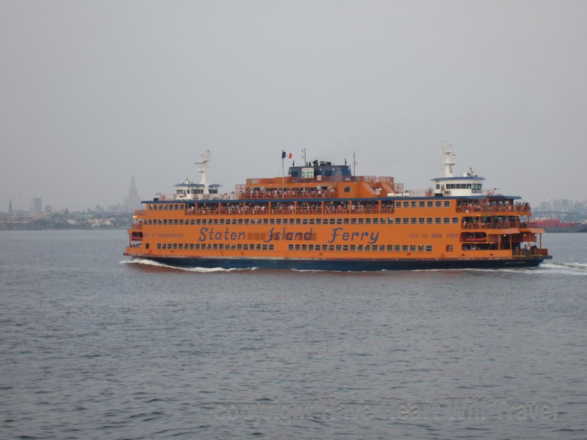 staten island ferry hhwt