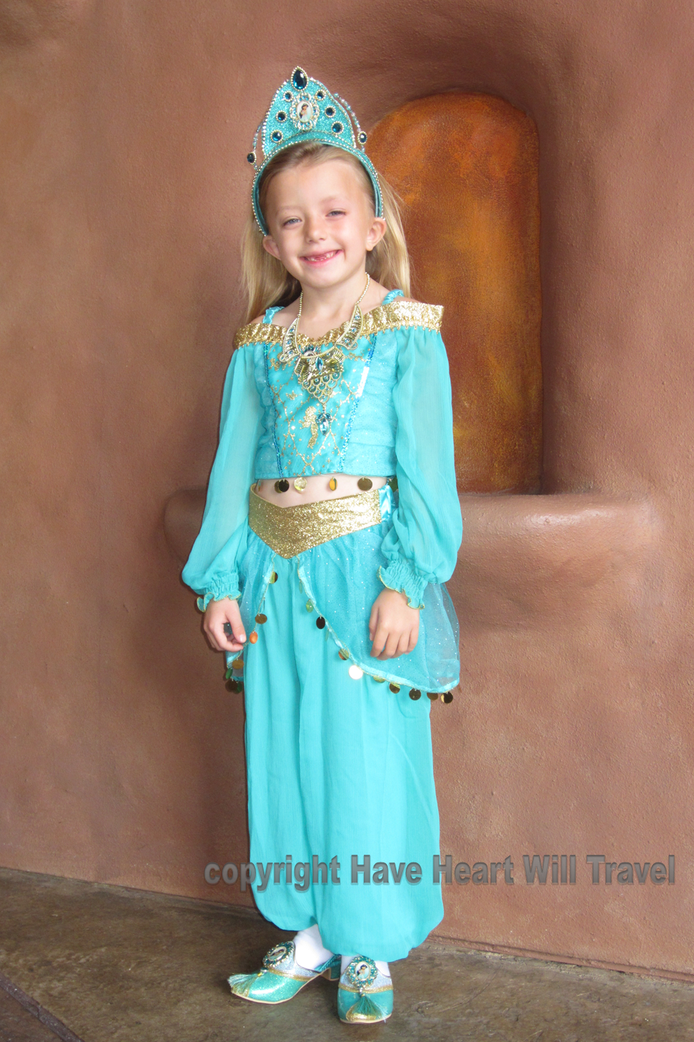 Ainsley as Jasmine HHWT