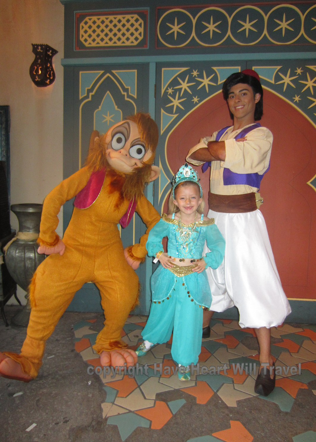 A and Aladdin Abu hhwt