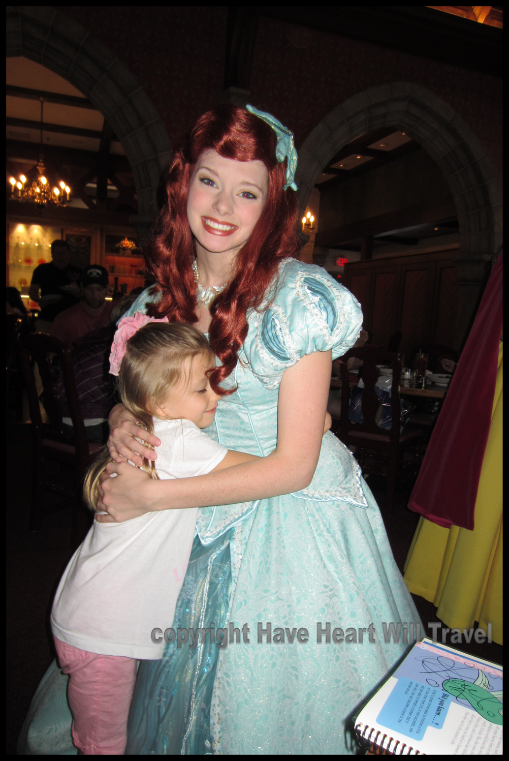 hug for Ariel hhwt