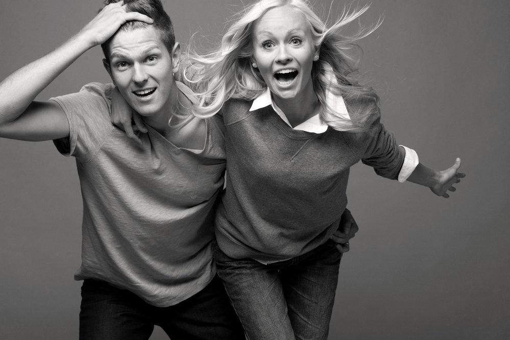 Brad & Hailey Devine, Bloggers