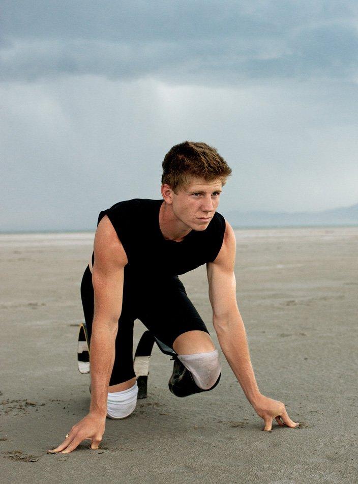 Hunter Woodhall, Athlete