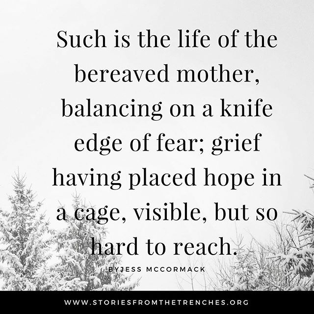 Content Author Jess shares a weaved tale of an emergency hospital visit with her son and the punch of grief. #stories #storiestrenches #loss #grief