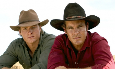 myles pollard and aaron jeffery