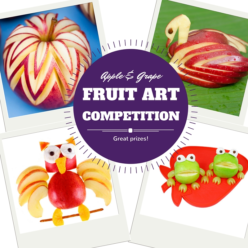 Fruit art competition
