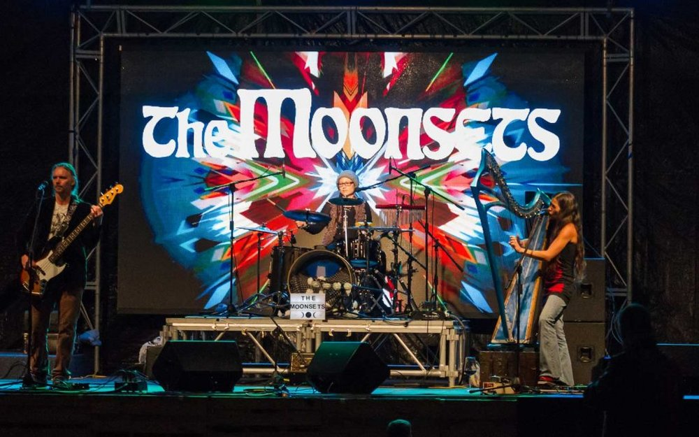 The Moonsets