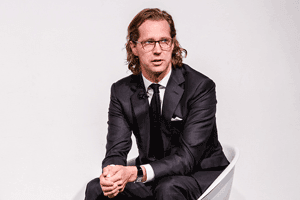 Stefan Larsson , formerly CEO of Ralph Lauren, Old Navy & H&M