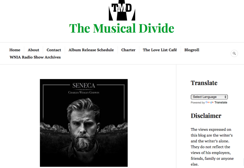 The Musical Divide Album Review