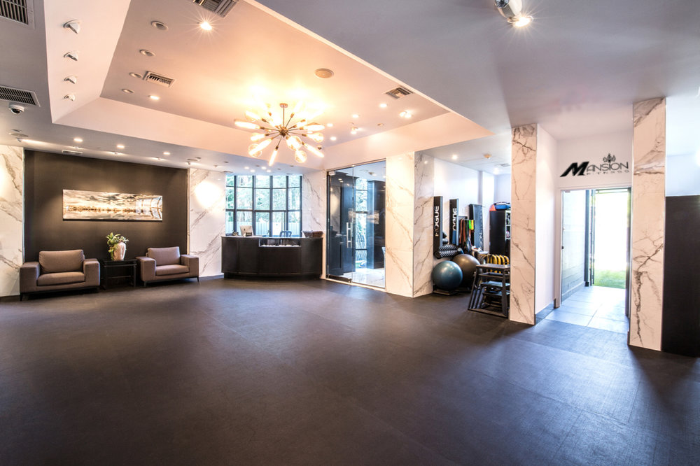 The facility mansion fitness