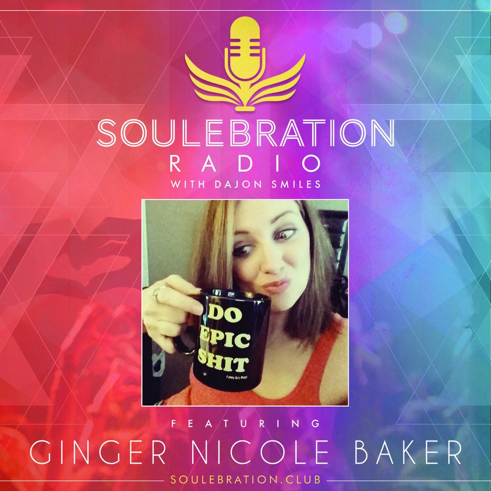 14 June - Ginger Nicole Baker