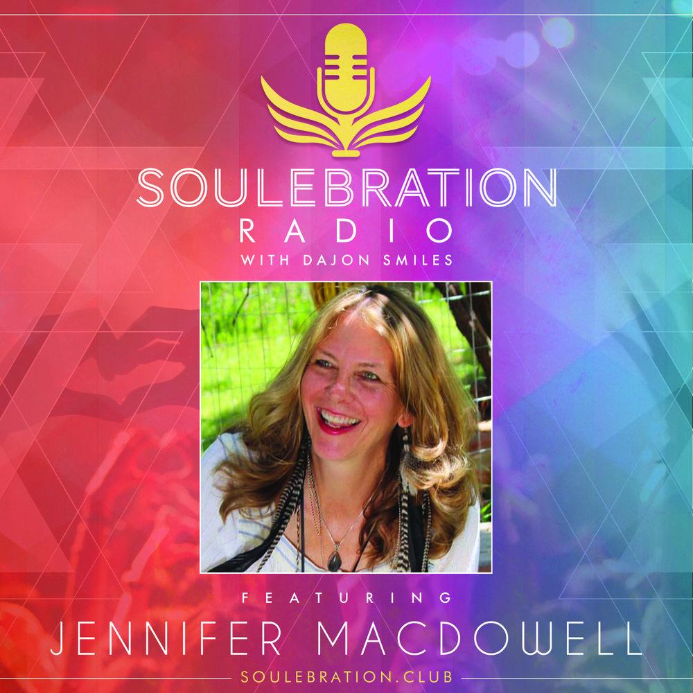 7 June - Jennifer McDowell