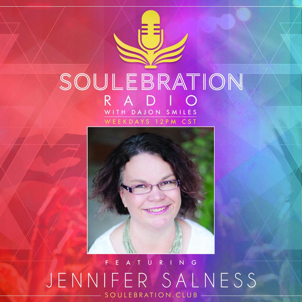 9 June - Jennifer Salness