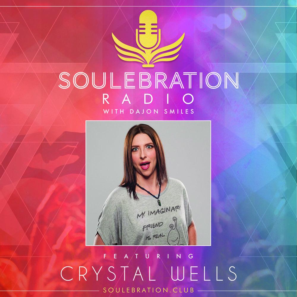 5 June - Crystal Wells