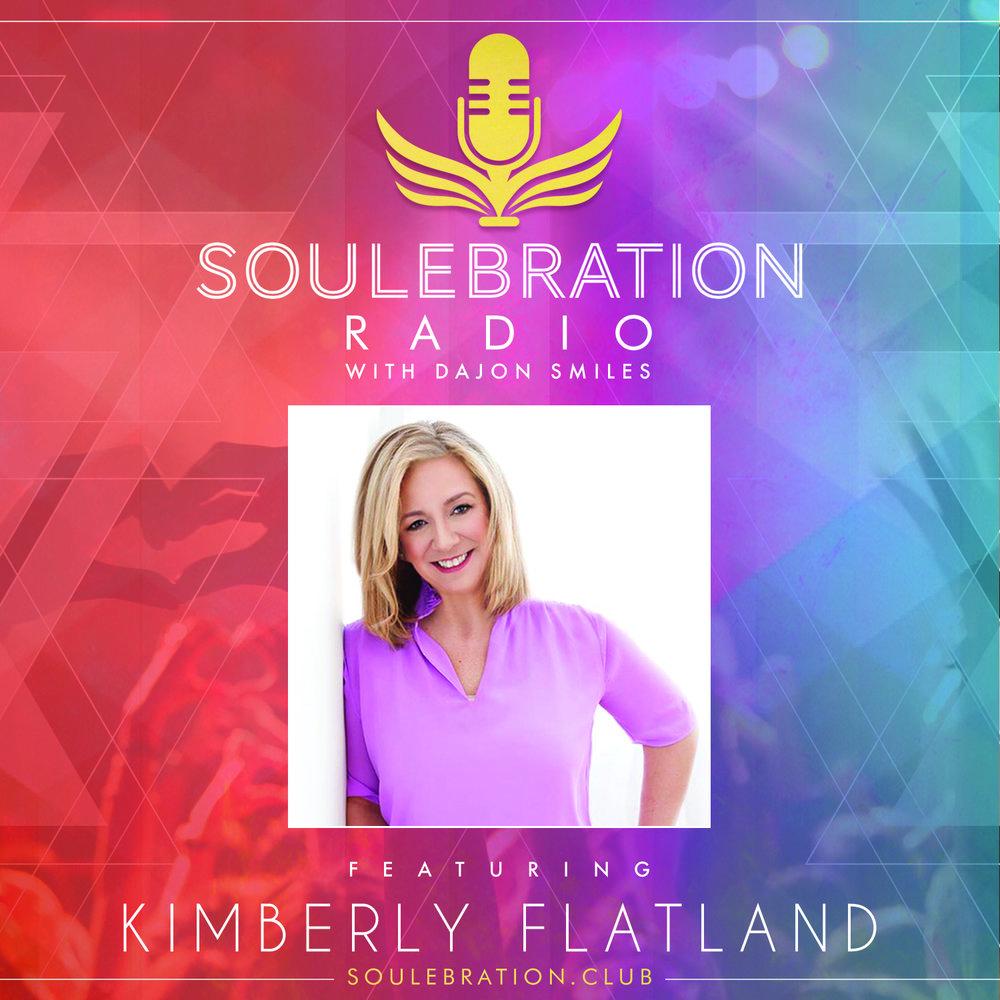 13 June - Kimberly Flatland (Soulebration Special Guest Spotlight)