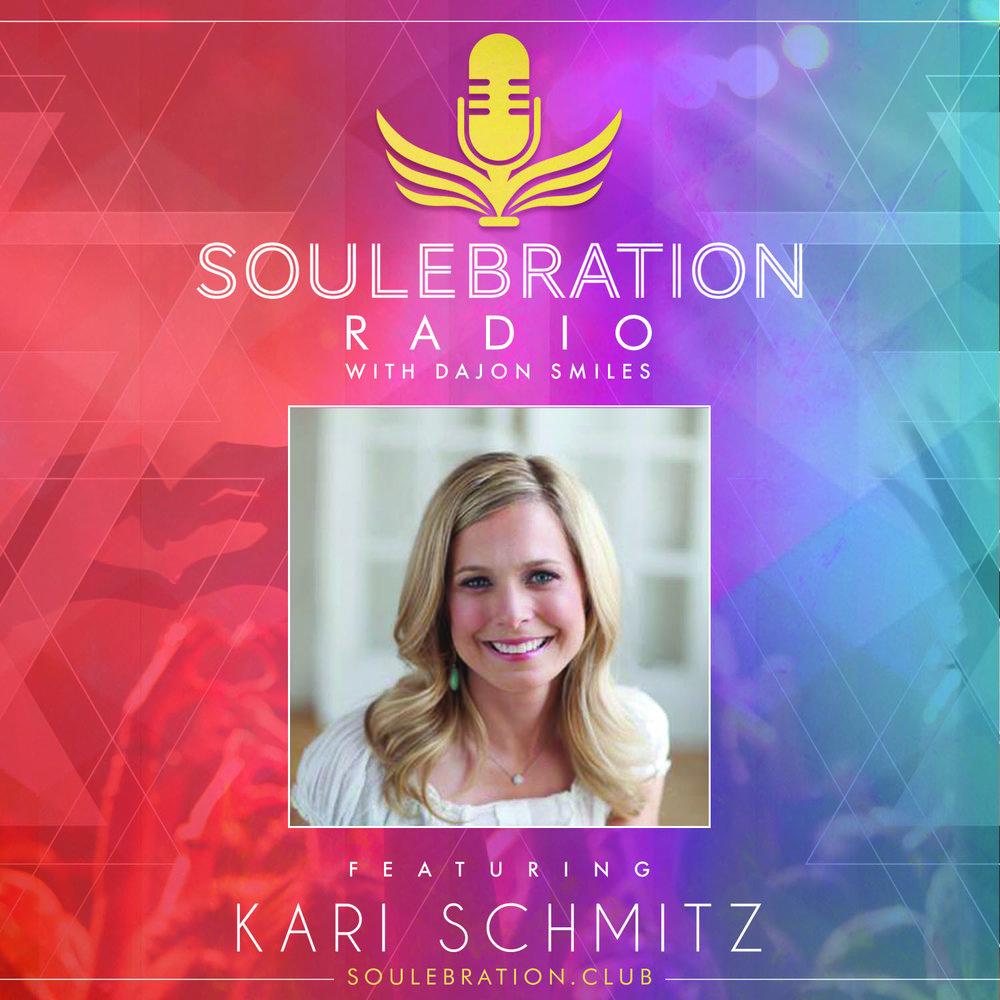 13 June - Kari Schmitz (Soulebration Special Guest Spotlight