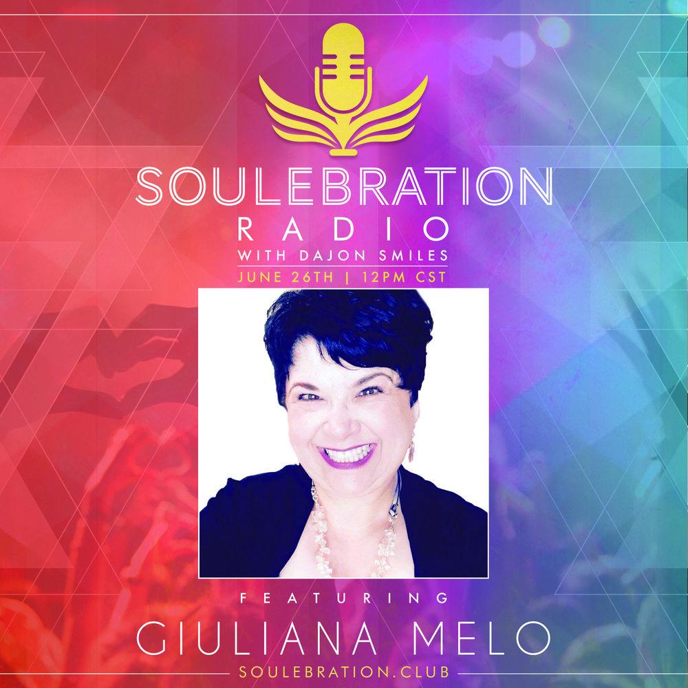 26 June - Giuliana Melo