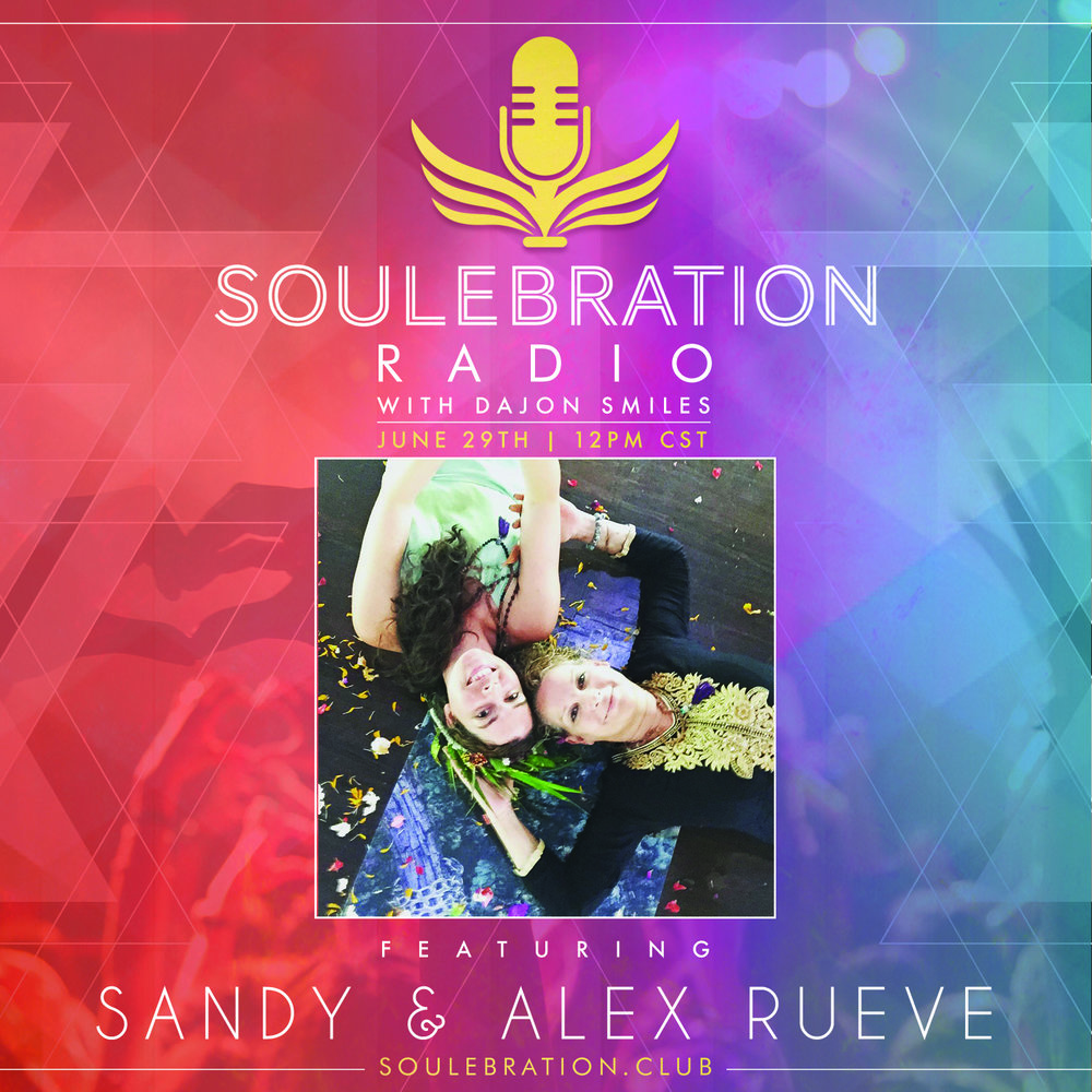 29 June - Sandy & Alex Rueve
