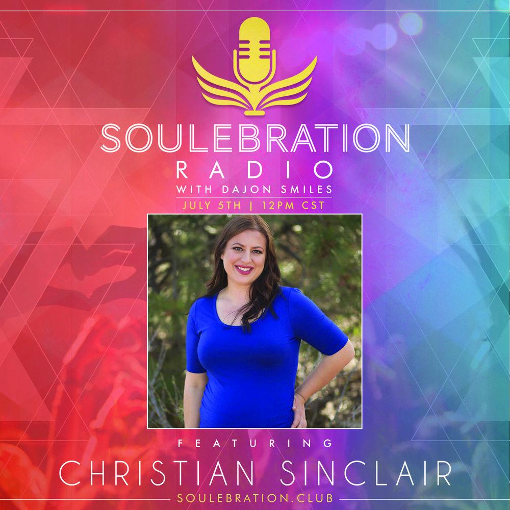 5 July - Christian Sinclair