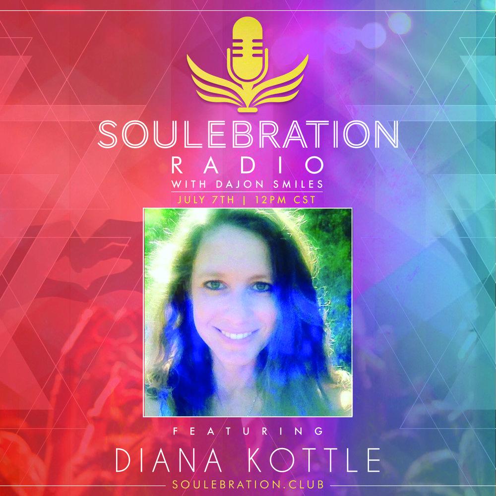 7 July - Diana Kottle