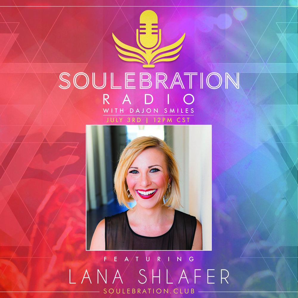 3 July - Lana Shlafer