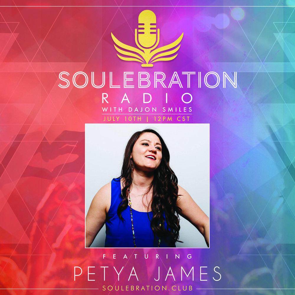 10 July - Petya James