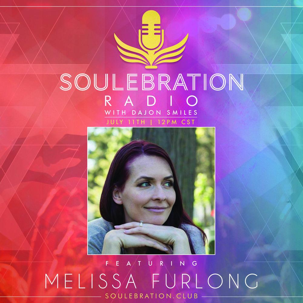 11 July - Melissa Furlong