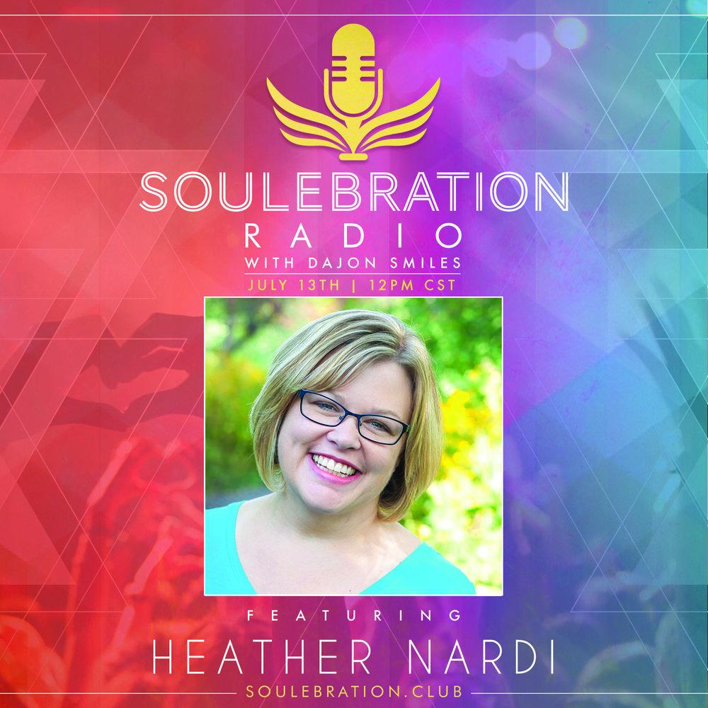 13 July - Heather Nardi