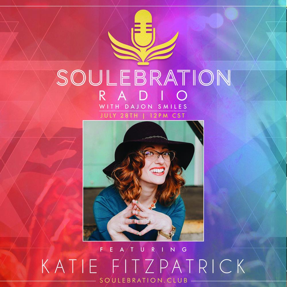 28 July - Katie Fitzpatrick