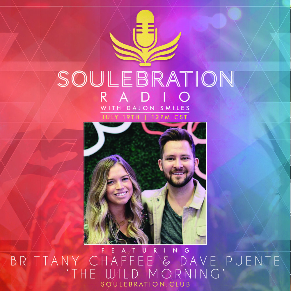 19 July - Brittany Chaffee & Dave Puente