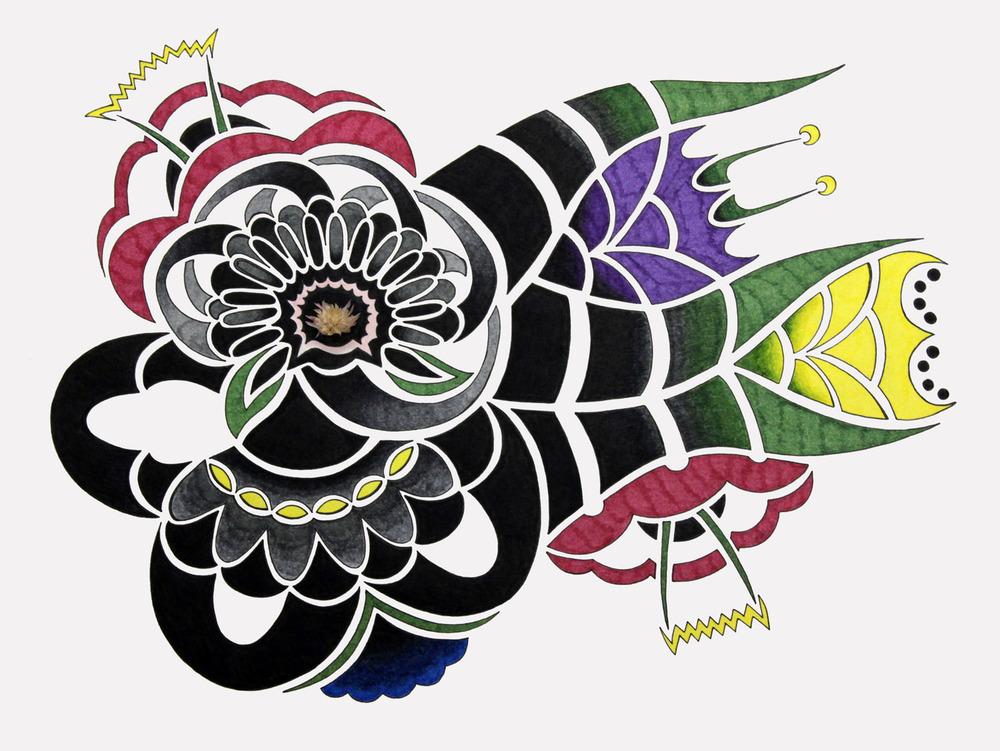 doodle #47,2015