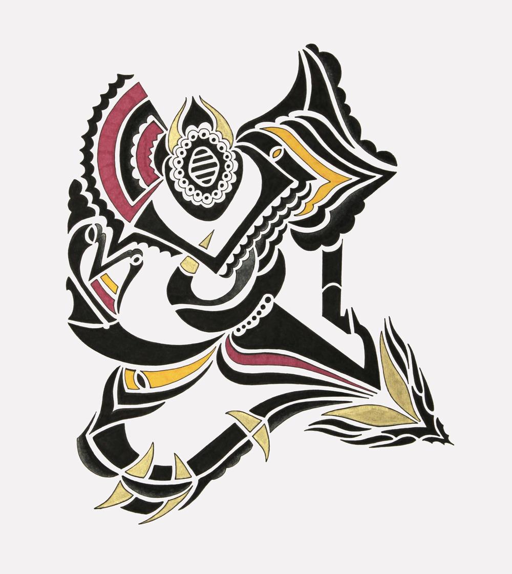 doodle #49,2015