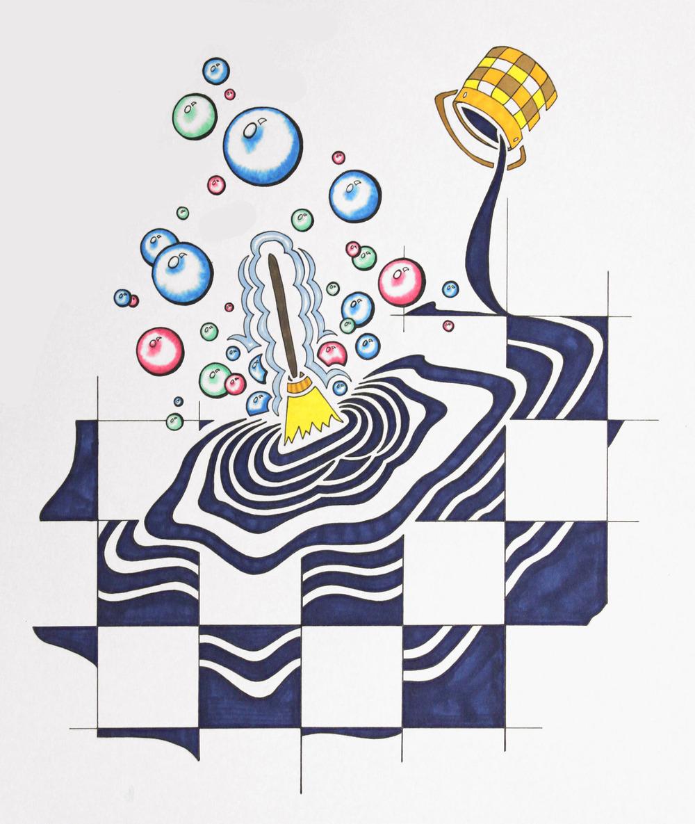 doodle #50,2015