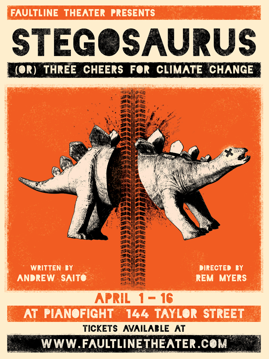 Stegosaurus (or) Three Cheers for Climate Change