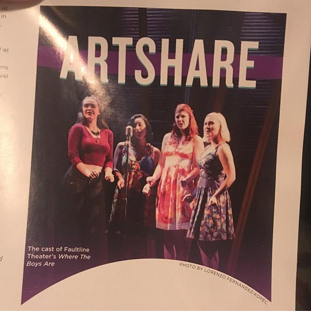 inside the ACT program which means we made it #famous #professional #marketing @actsanfrancisco