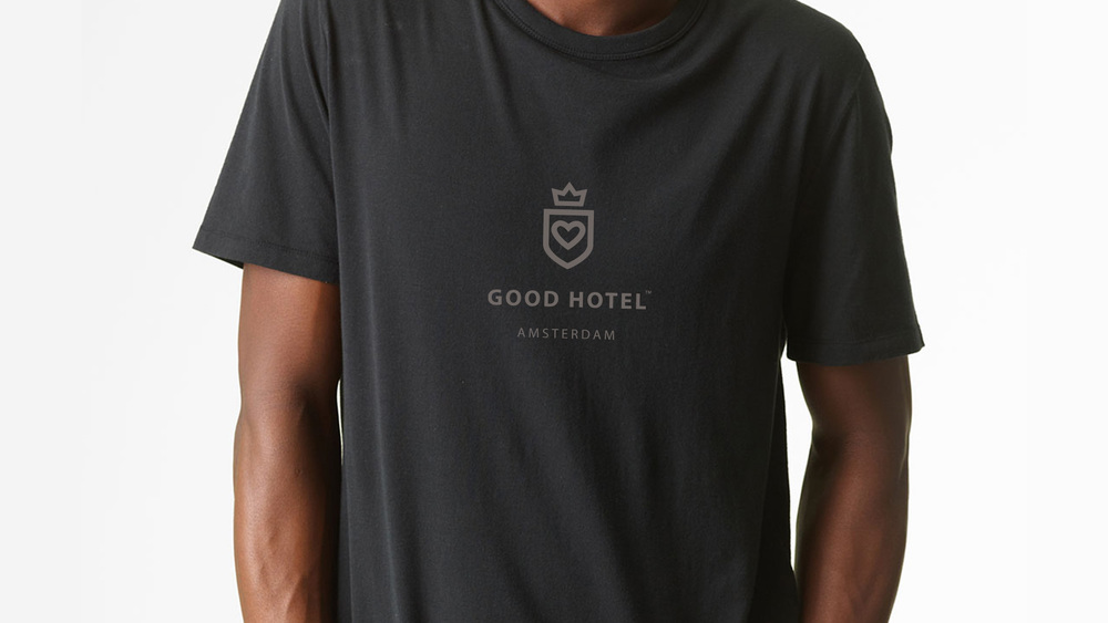 T-shirts / Tees for the Good Hotel Amsterdam crew.